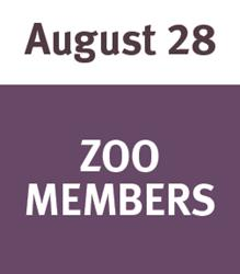 Jammin' at the Zoo August - Member