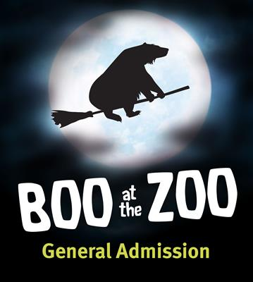 Boo at the Zoo General Admission