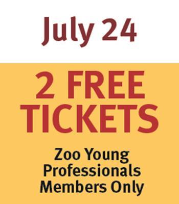 ZYP Member FREE Jammin' July Tickets