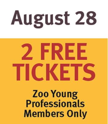 ZYP Member FREE Jammin' August Tickets