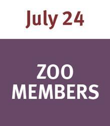 Jammin' at the Zoo July 25 - Member