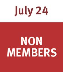 Jammin' at the Zoo July 25 - Non Member