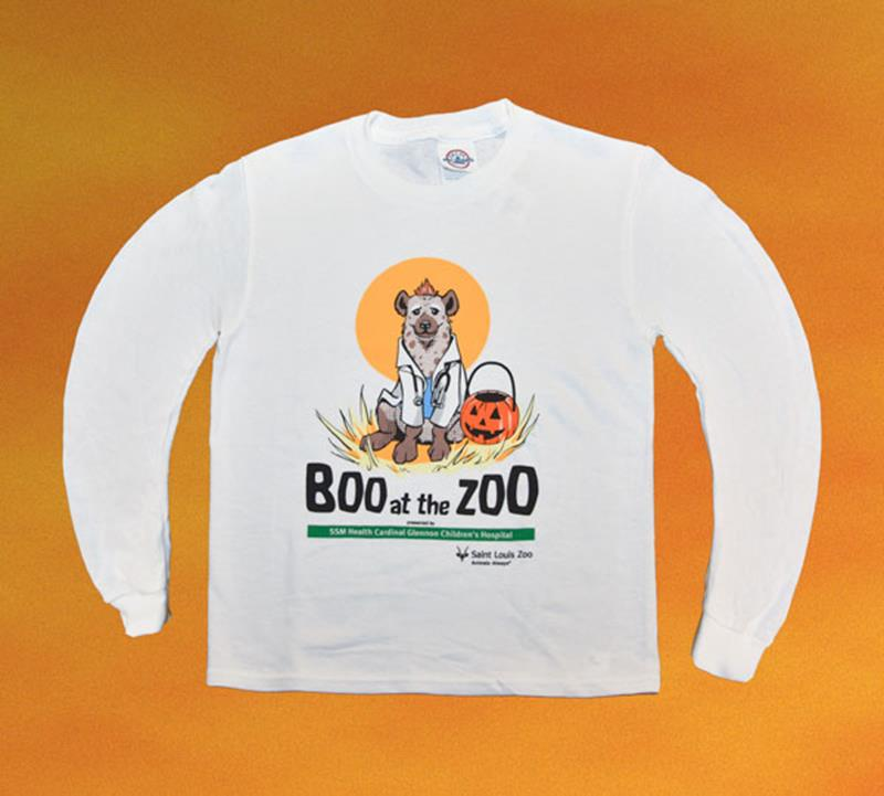 BOO AT THE ZOO YOUTH XS