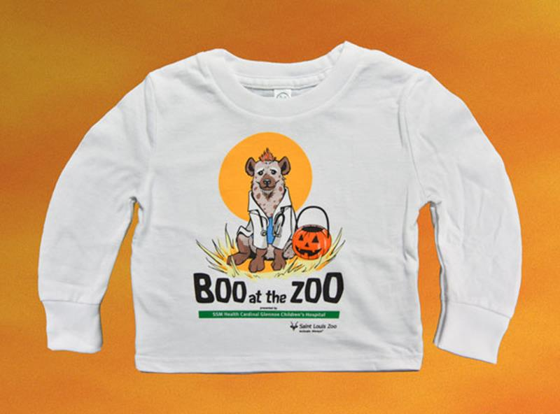 BOO AT THE ZOO TODDLER 2T